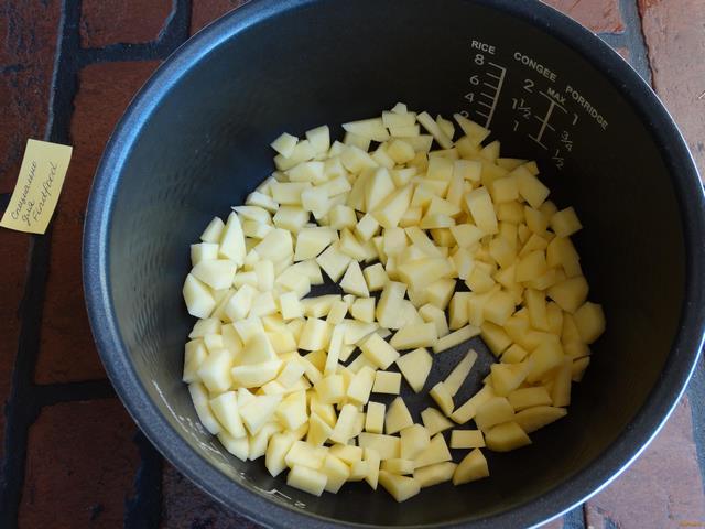 рецепт супа из крылышки в мультиварке