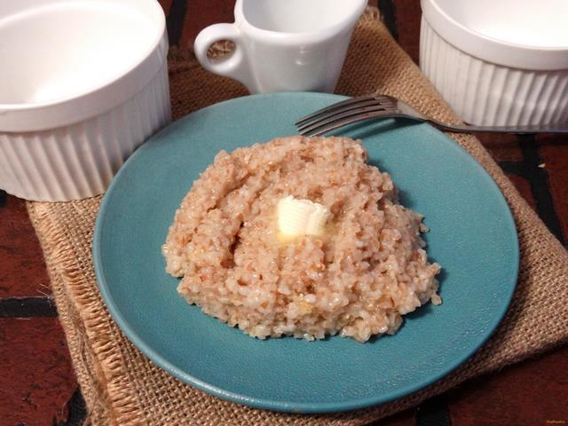 Рецепт Пшеничная каша в мультиварке рецепт с фото