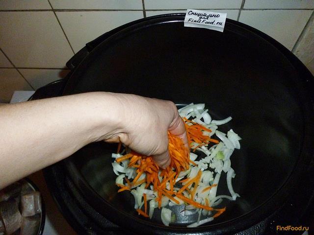 Хек с овощами в томате в мультиварке рецепт с фото 6-го шага