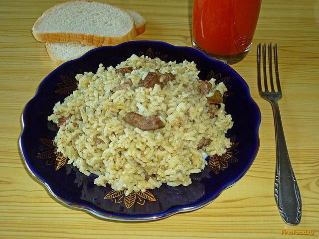 рис в мультиварке рецепт с фото