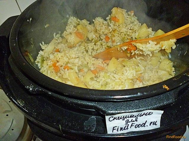Как приготовить рис в мультиварке пошагово