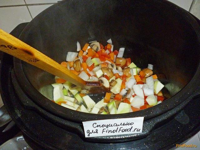 Рецепты для мультиварки овощи с грибами