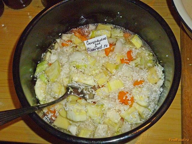Тушеные кабачки в мультиварке рецепт пошагово