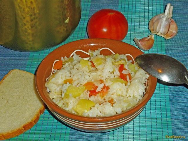 бедра и рис в мультиварке рецепт