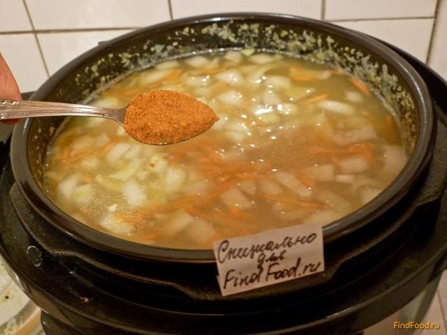 Суп куриный в мультиварке-скороварке рецепт