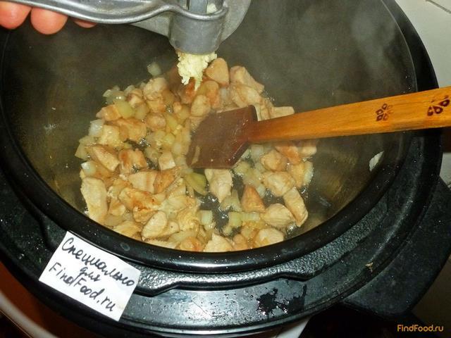 рецепт жаркого с мясом в мультиварке