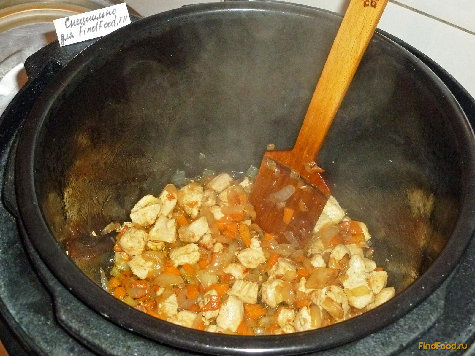 Плов с картошкой рецепт
