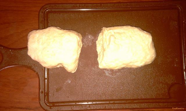Рыбный пирог из минтая рецепт с фото 10-го шага