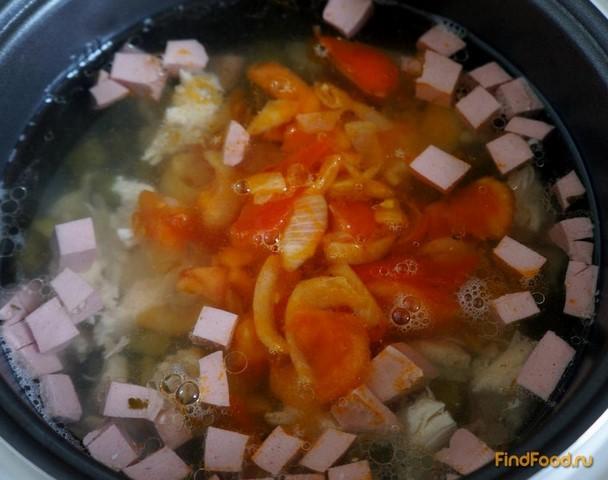 солянка с курицей рецепт пошаговый с фото