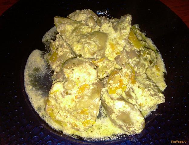 Печень куриная со сметаной в мультиварке рецепт с фото