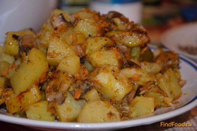 Рецепты для мультиварки картошка тушеная