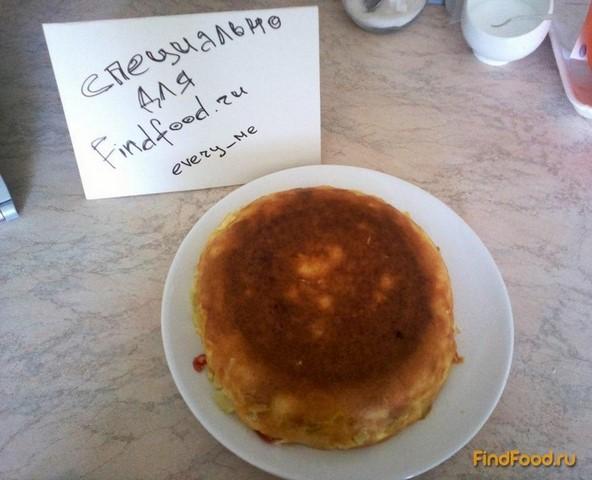 тирольский пирог в мультиварке рецепт с фото