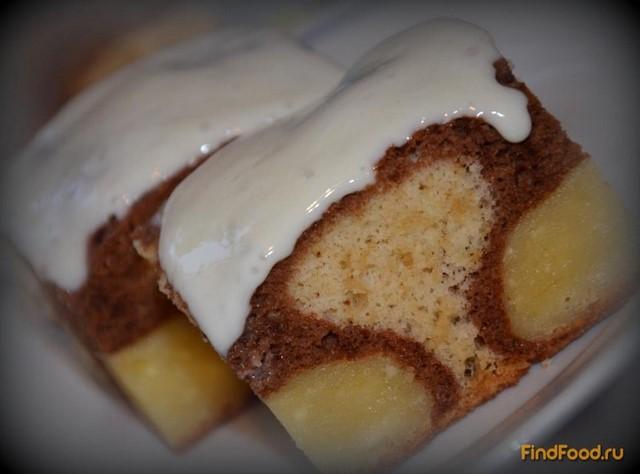 Рецепт бисквитного пирожного с