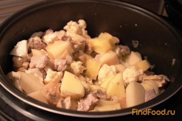 Говядина с цветной капустой рецепт