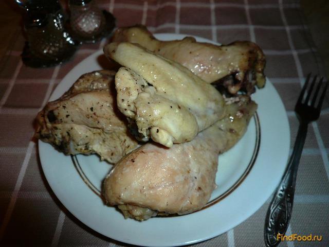 Как вкусно приготовить разделанную курицу в мультиварке #10