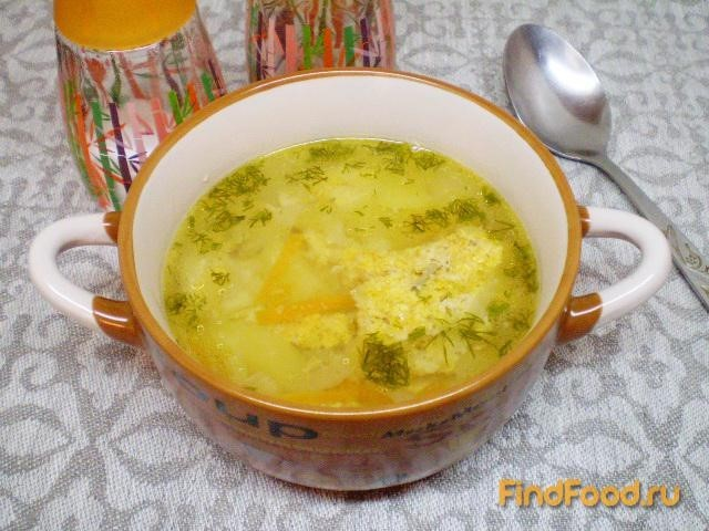 Рецепт Суп с рыбной икрой в мультиварке рецепт с фото