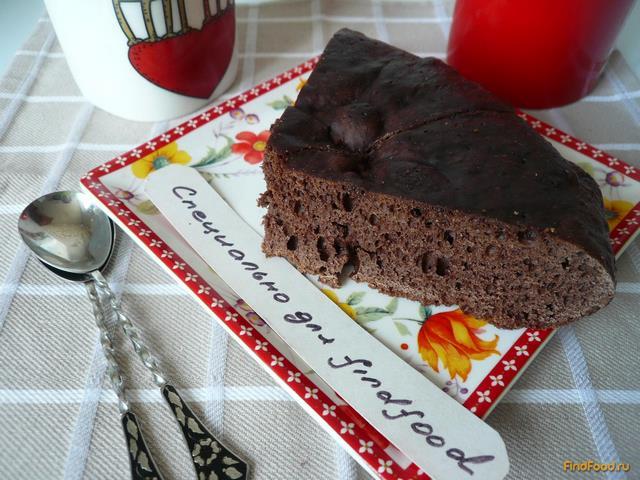 Простой шоколадные кексы
