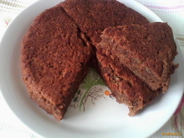 Рецепт Шоколодный пирог с кабачком в мультиварке рецепт с фото