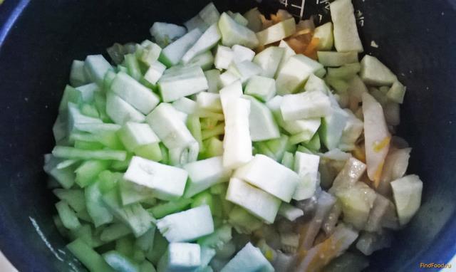 Блюда из овощей красиво оформленные