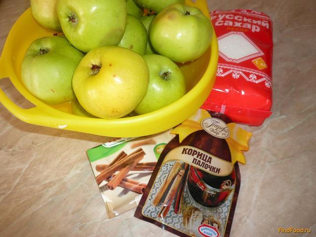 рецепты приготовления яблочного варенья