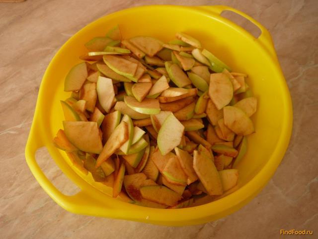 Яблочное варенье в мультиварке рецепт с фото 3-го шага