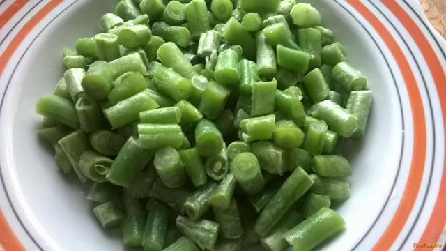 замороженная стручковая фасоль рецепты приготовления в мультиварке