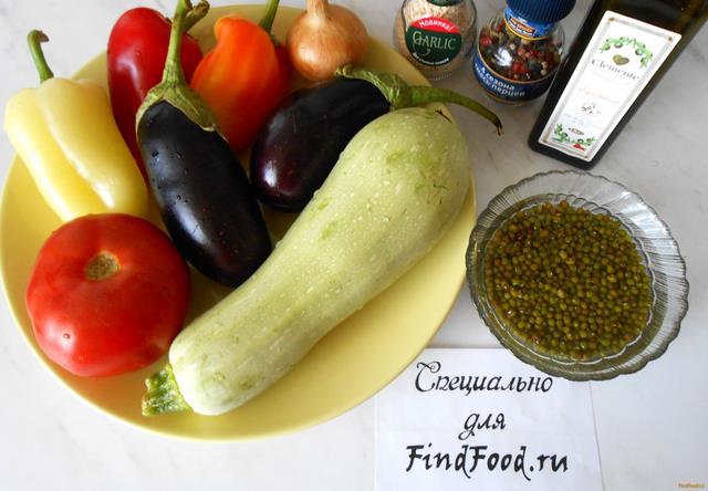 овощное рагу с мясом в скороварке рецепт
