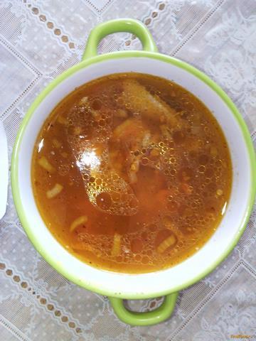 Рецепт Гречневый суп с курицей в мультиварке рецепт с фото