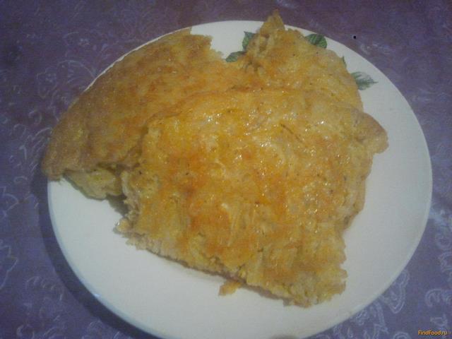 Рецепт Картофельный блинчик в мультиварке рецепт с фото