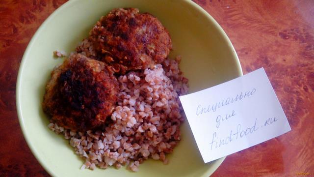 Рецепт Мясные котлеты с капустой рецепт с фото