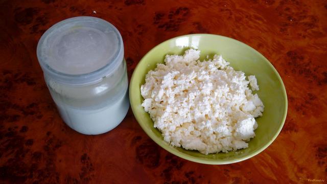 Творог из коровьего молока в мультиварке рецепт с фото 7-го шага