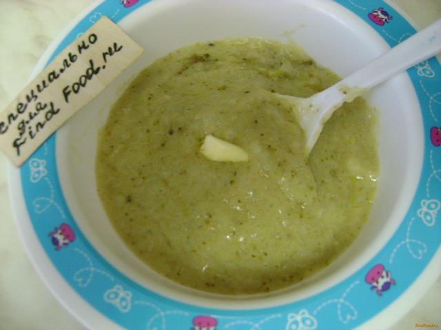 рецепт овощных супов для грудничков