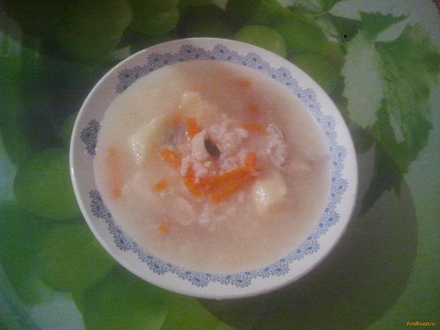 Рецепт Рыбный суп со скумбрией в мультиварке рецепт с фото