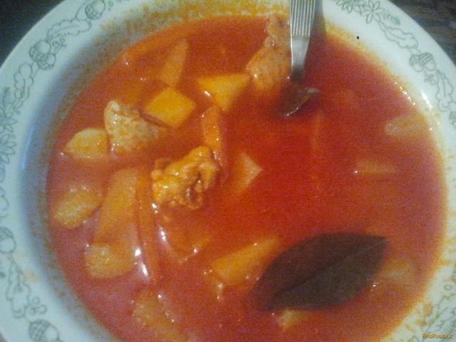 Рецепт Суп с куриной грудкой рецепт с фото