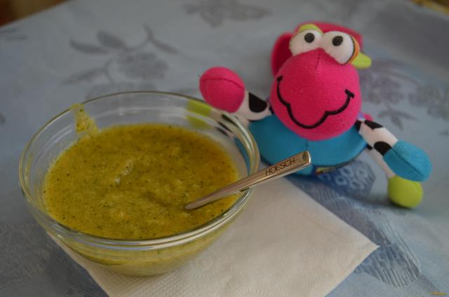 Рецепт Суп пюре из брокколи с морковью рецепт с фото