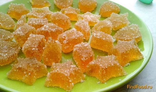 Рецепт Домашний мармелад на агар-агаре рецепт с фото