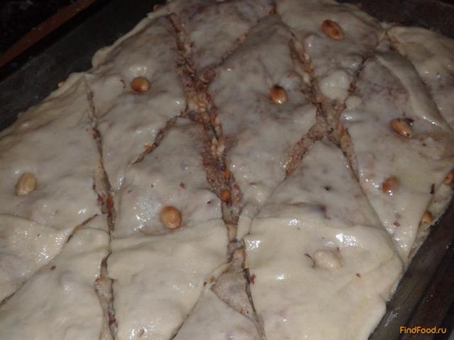 Медовая пахлава рецепт с фото 13-го шага