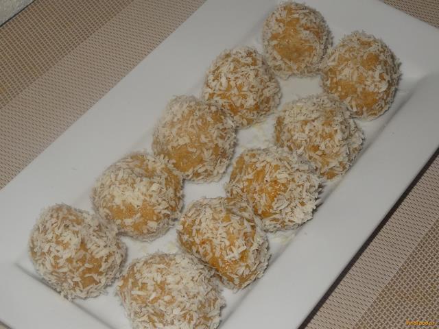 Рецепт печенья рафаэлло в домашних условиях с фото пошагово