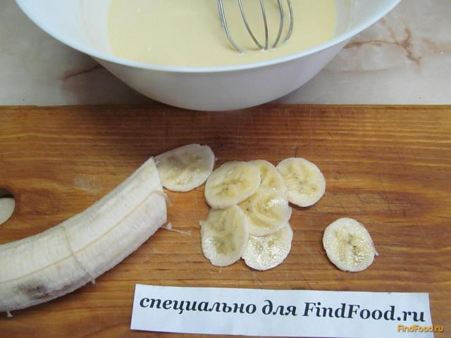 На рецепт блинчиков с бананами