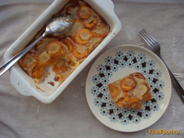 Рецепт Клафути с абрикосом рецепт с фото
