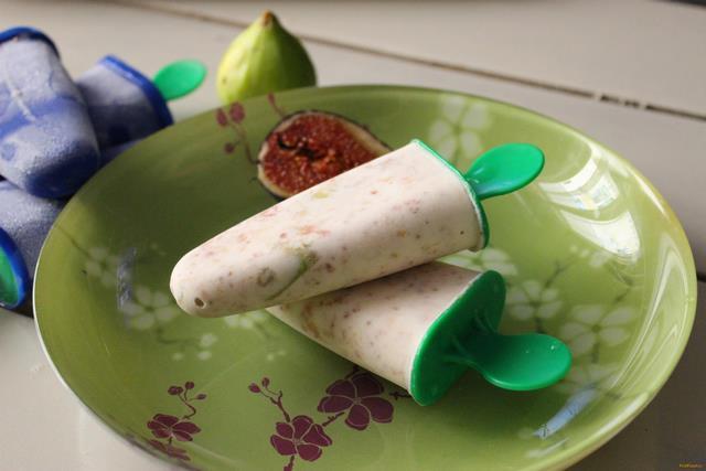 Рецепт Инжирное мороженое рецепт с фото