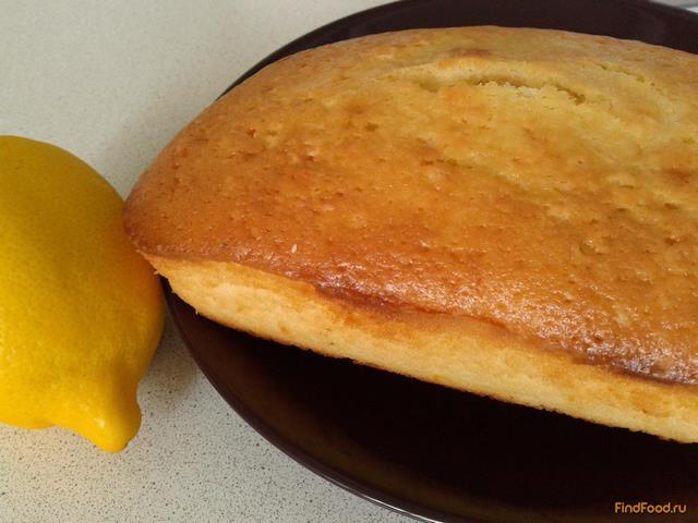 Рецепт Кекс лимонник рецепт с фото