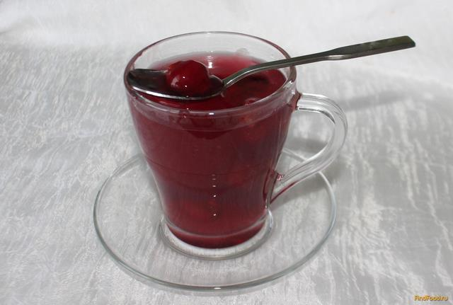 Кисель из вишни рецепт
