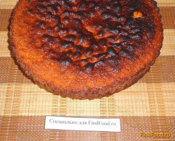 Бисквитный торт с шоколадным кремом рецепт с фото 9-го шага