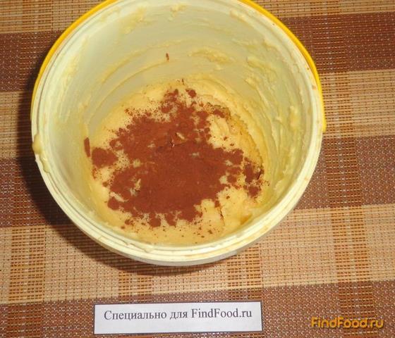 Шоколадно - кофейные профитроли рецепт с фото 5-го шага