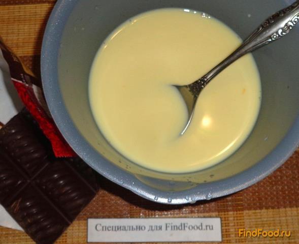 Шоколадный заварной крем для бисквита рецепт с пошагово
