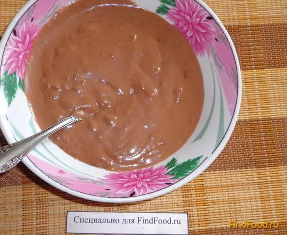 Профитроли с шоколадно-заварным кремом рецепт с фото 12-го шага