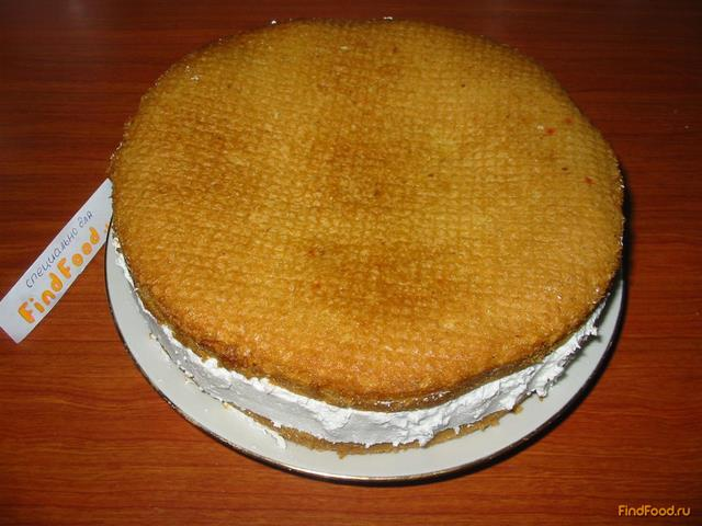 Приготовление птичьего торта в домашних условиях