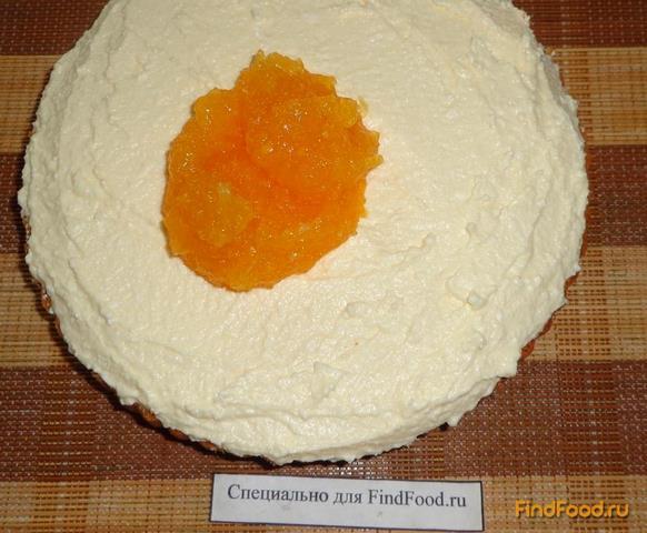 торт с творогом пошаговый рецепт с фото