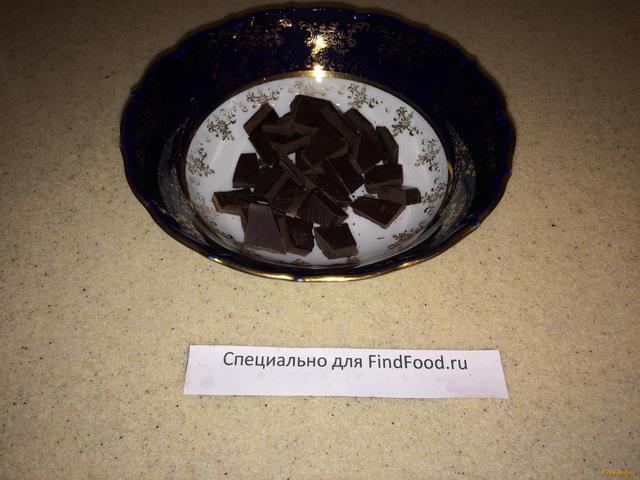 Десерт шоколадный фонтан рецепт